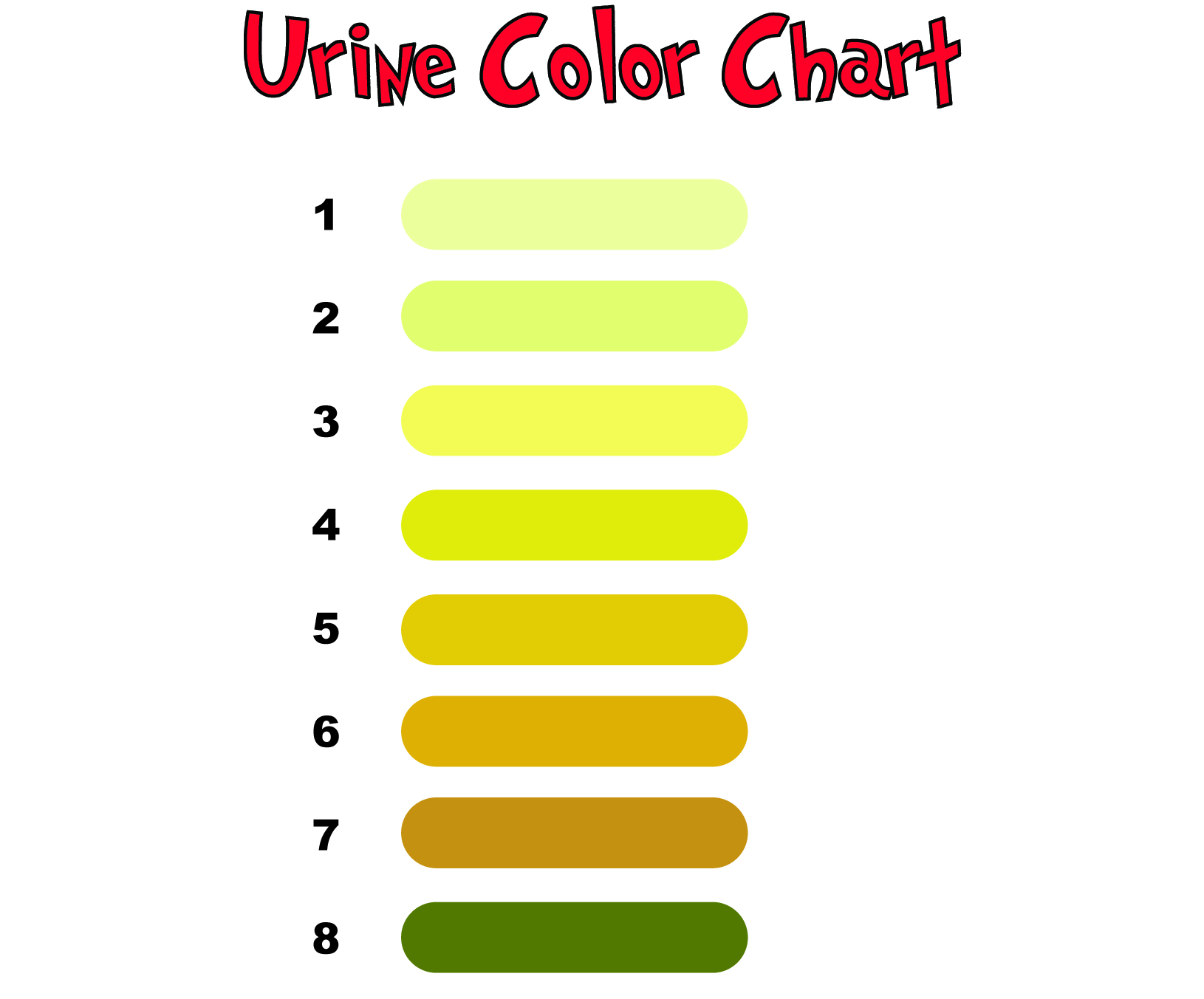 Urine Test How Long After Drinking Water