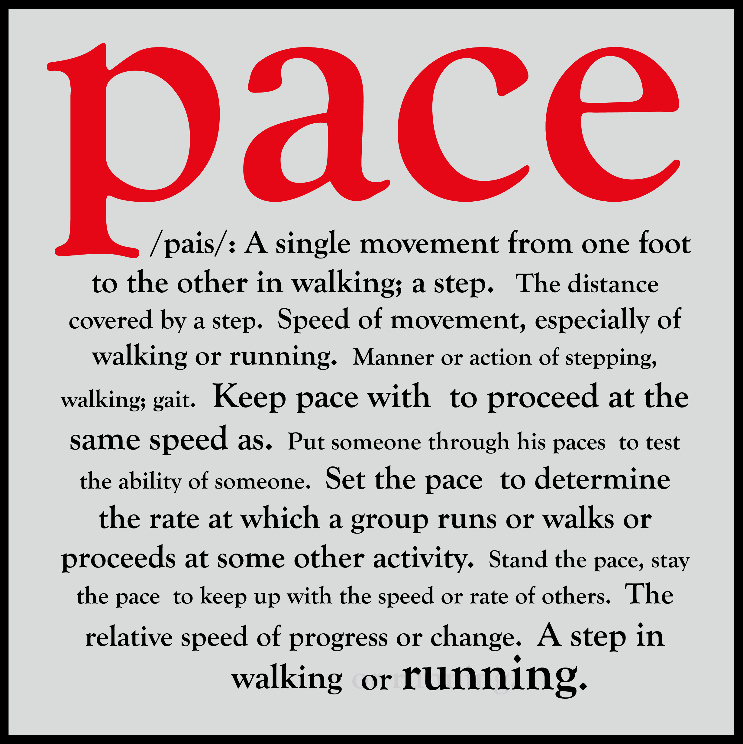 What Is Pace >> What Pace Should I Run My Marathon The Journey Of A Passionate Runner